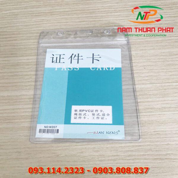 Bao đeo thẻ W207 4