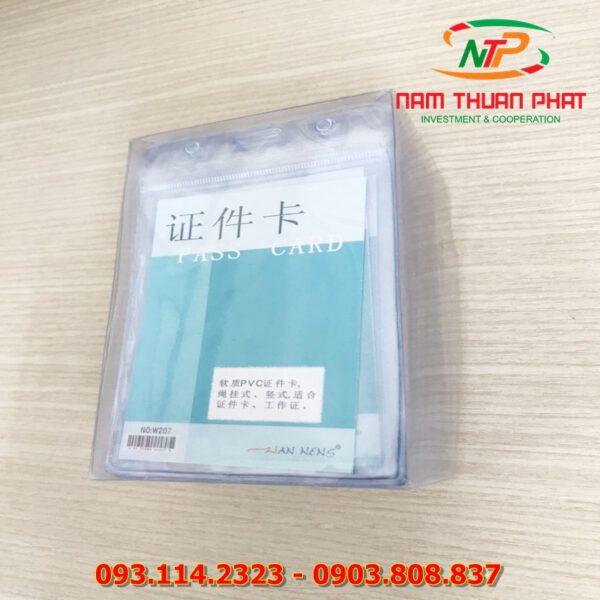 Bao đeo thẻ W207 5