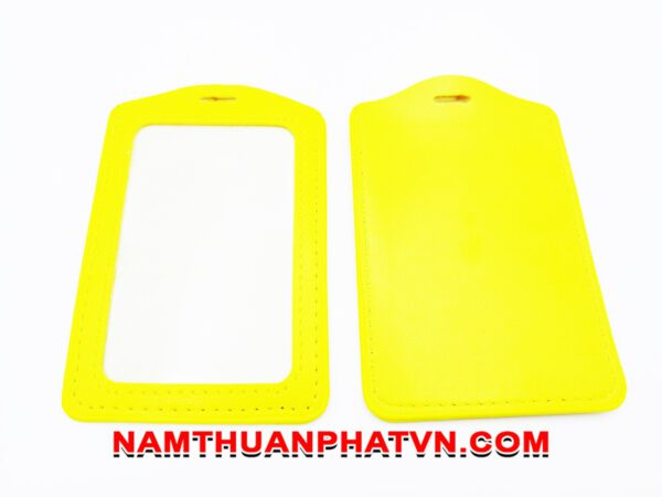 Bao da Simili màu vàng 2
