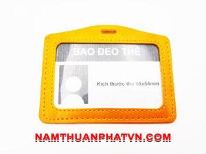 Bao đeo thẻ Zip W107 11