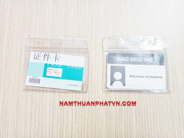 Bao đeo thẻ Zip W108 1