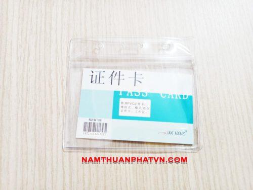 Bao đeo thẻ Zip W108 6