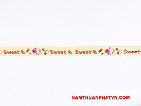 Dây đeo móc khóa Sweet v.2 3