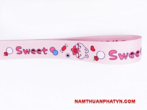 Dây đeo móc khóa Sweet v.2 11