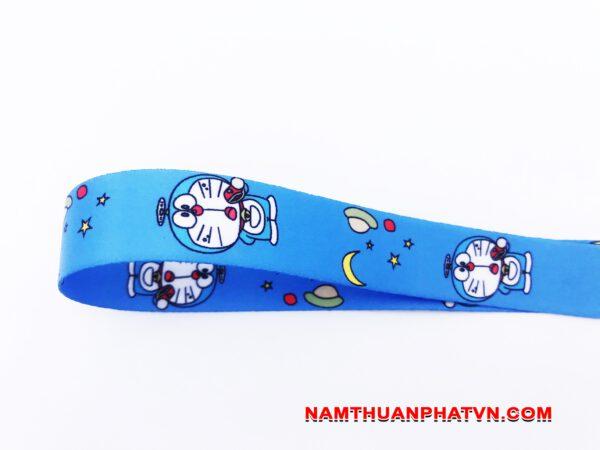 Dây đeo móc khóa Doraemon 8