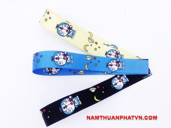 Dây đeo móc khóa Doraemon 1