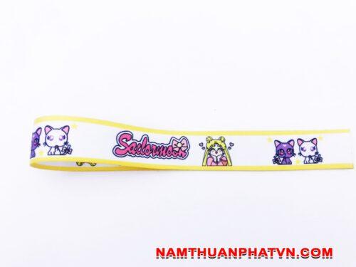 Dây đeo móc khóa Sailor Moon v.2 8