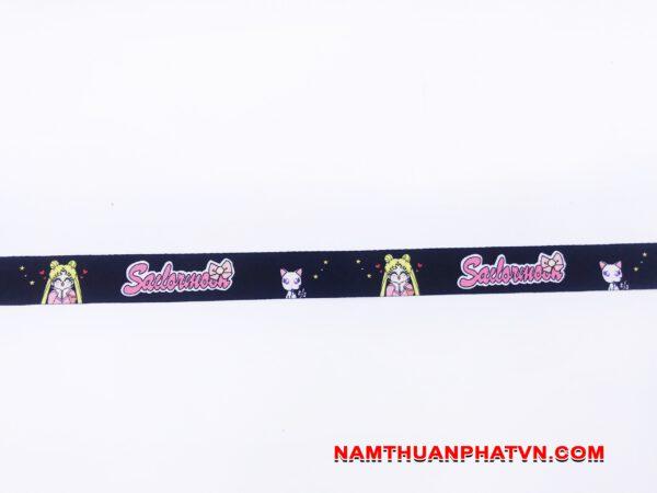 Dây đeo móc khóa Sailor Moon v.3 3