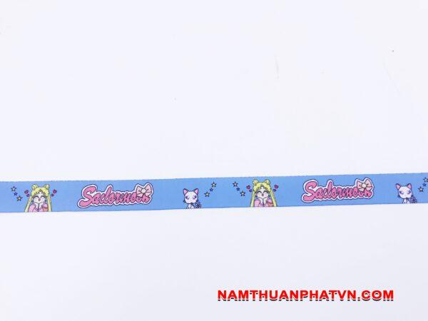 Dây đeo móc khóa Sailor Moon v.3 6