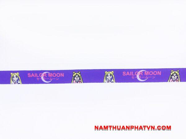 Dây đeo móc khóa Sailor Moon 3