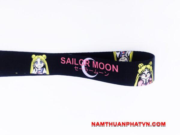 Dây đeo móc khóa Sailor Moon 6