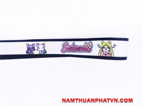 Dây đeo móc khóa Sailor Moon v.2 2