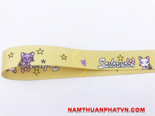 Dây đeo móc khóa Sailor Moon v.4 10