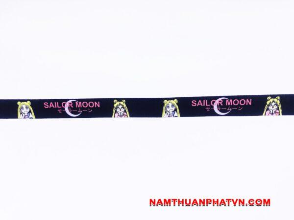 Dây đeo móc khóa Sailor Moon 5