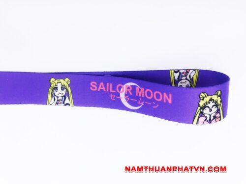 Dây đeo móc khóa Sailor Moon 12