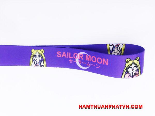 Dây đeo móc khóa Sailor Moon 4