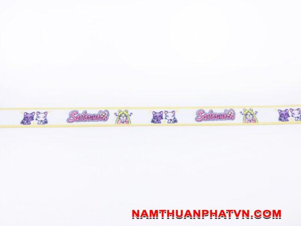 Dây đeo móc khóa Sailor Moon v.2 5