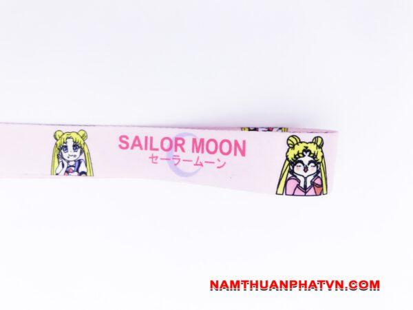 Dây đeo móc khóa Sailor Moon 8